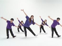 春の運動会ダンス