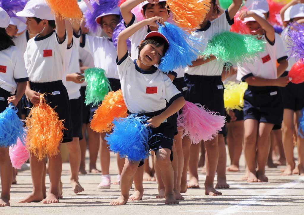 運動会 ダンス指導