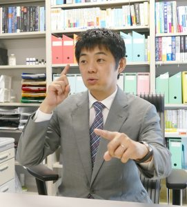 東京大学薬学部薬品作用学教室教授・池谷裕二