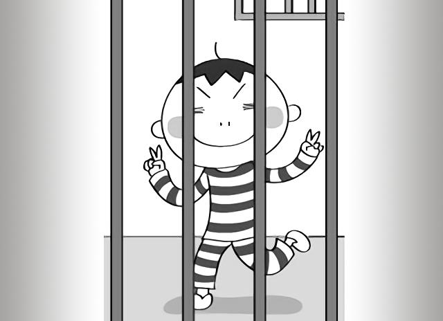 監獄実験のイメージ