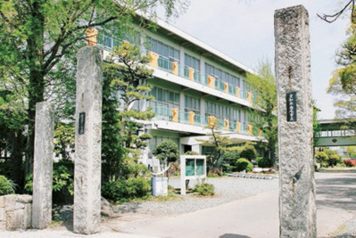 愛知県西尾市立横須賀小学校