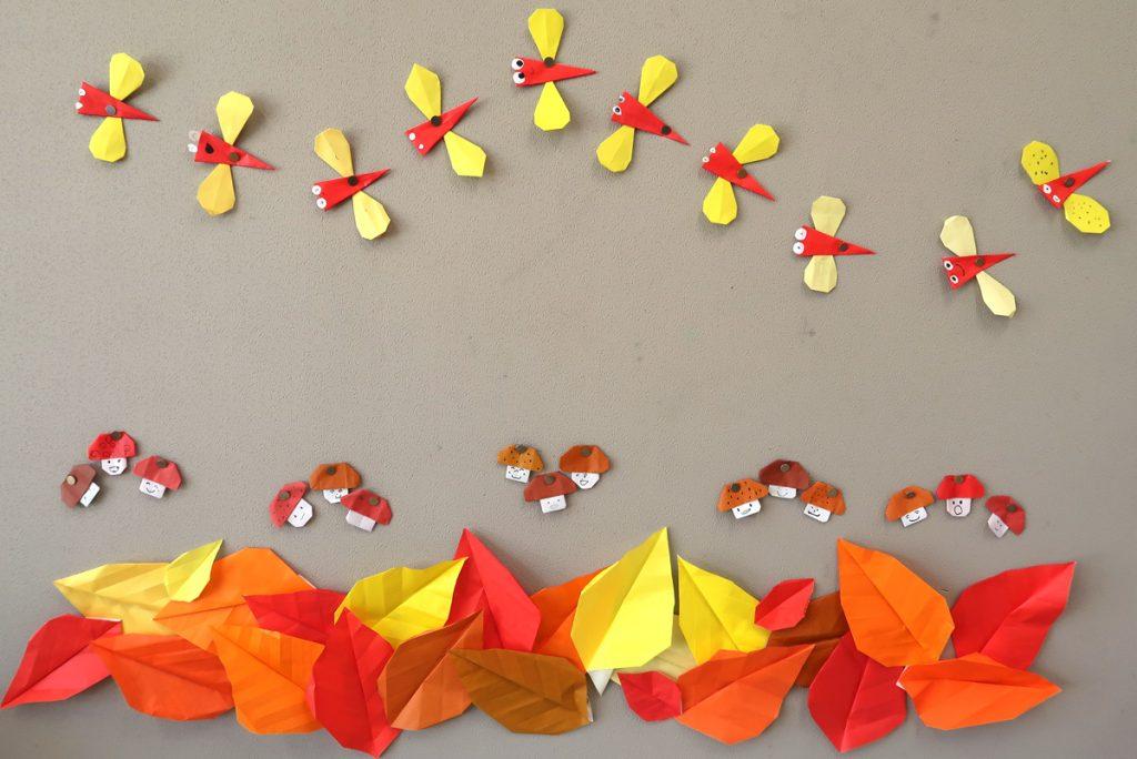 「深まる秋景色」完成イメージ