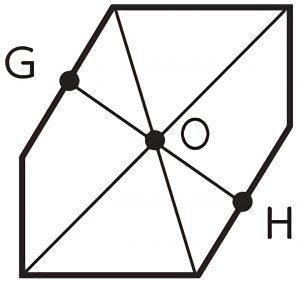 子供の解答の具体例の図