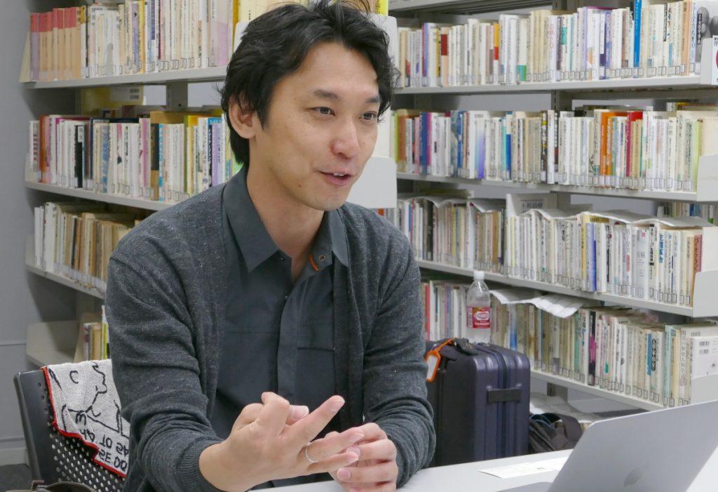 武蔵大学社会学部准教授・林雄亮先生