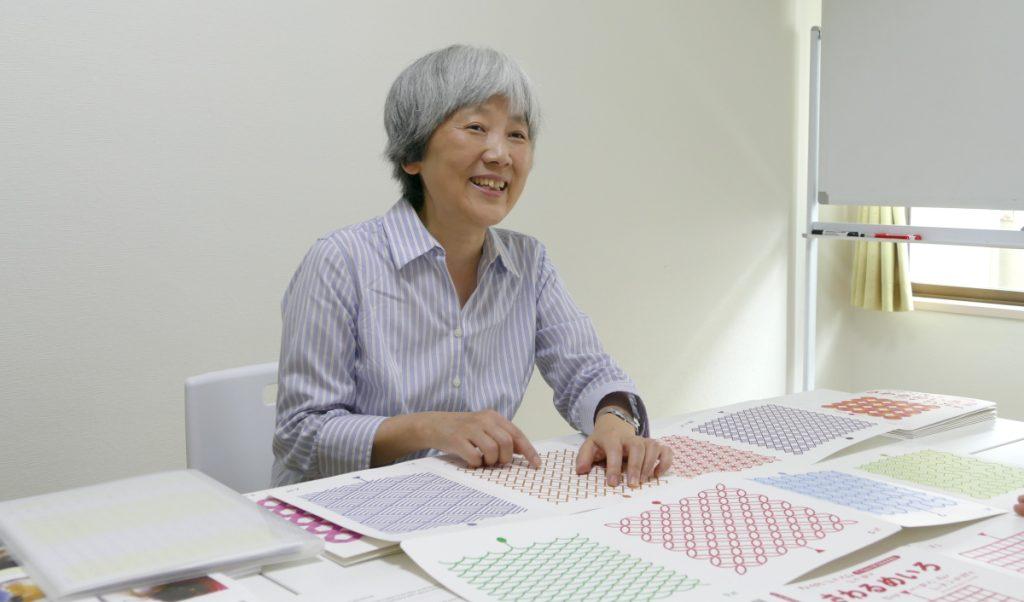 絵本デザイナーの村山純子さん