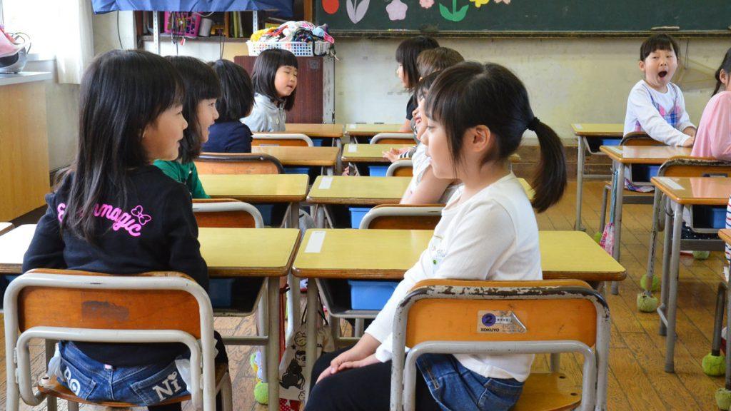 算数の授業で学級づくり