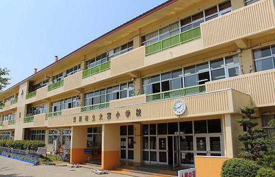 山形県東根市立大富小学校