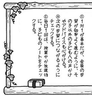 「ノートチェック力の極意」のまとめ2/2