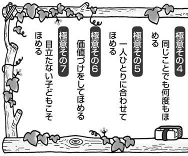 「コメント力」の説明_極意その4~7