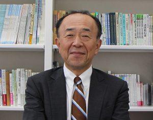 帝京大学大学院教授・赤堀博行