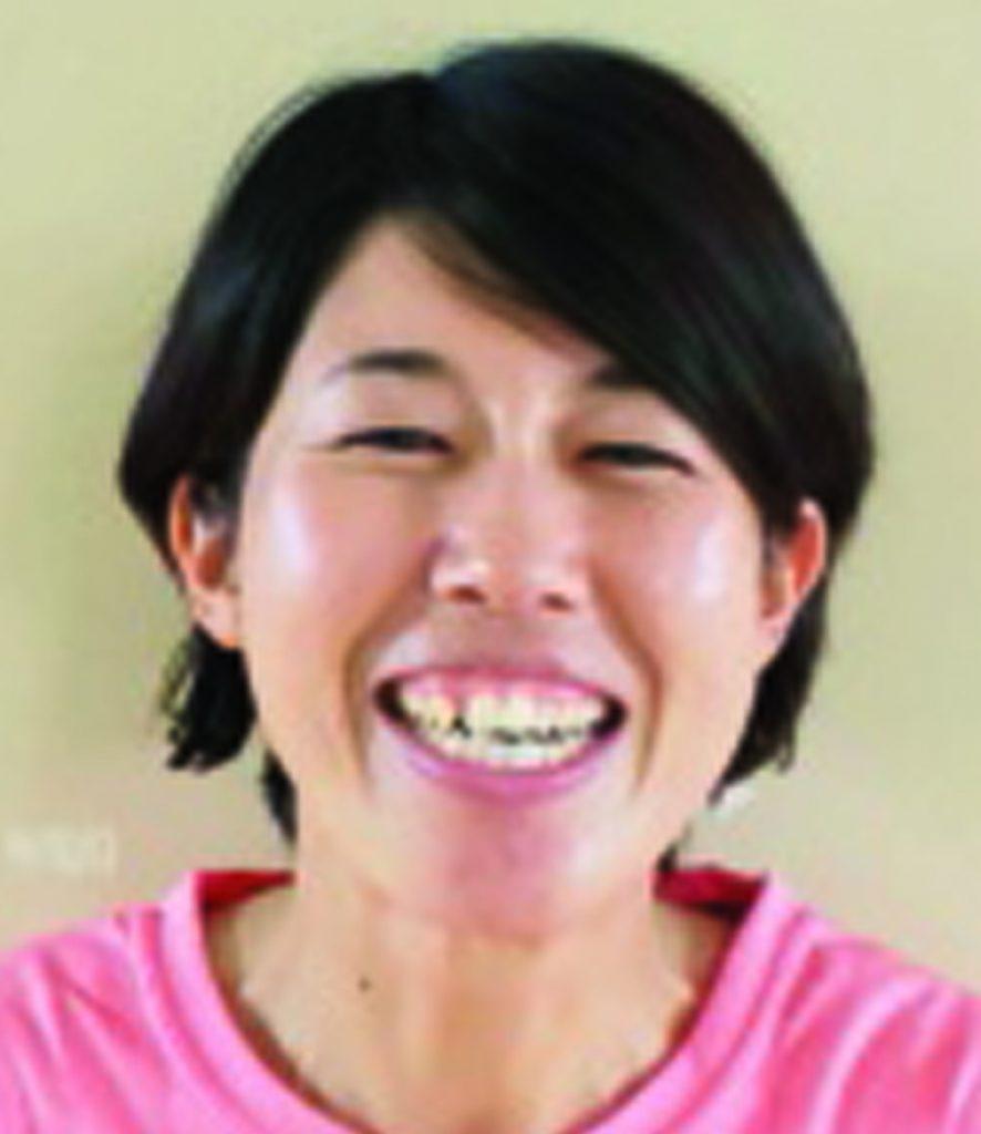 小野田有希教諭