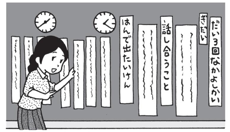 板書イメージ