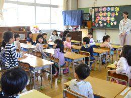 クラス全員がわかる一年生の算数の授業