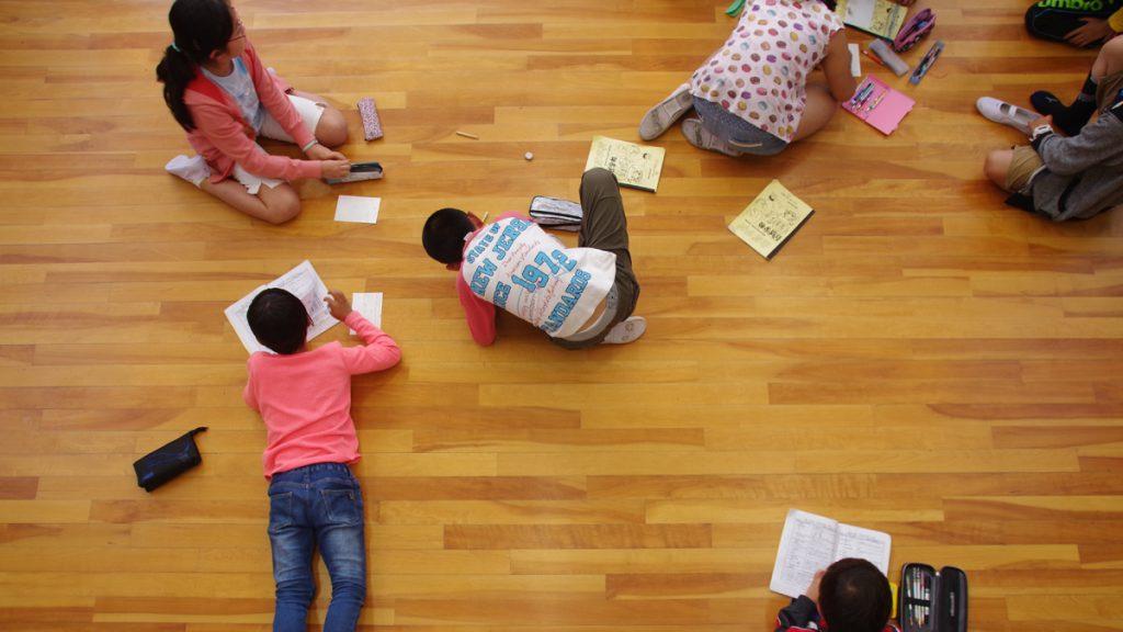子供を見取るルーティン③~宿題ノートによる定点観測と「森を見て木を知る」作戦~