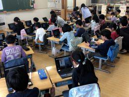 低学年向けプログラミング学習~アプリを使った授業~