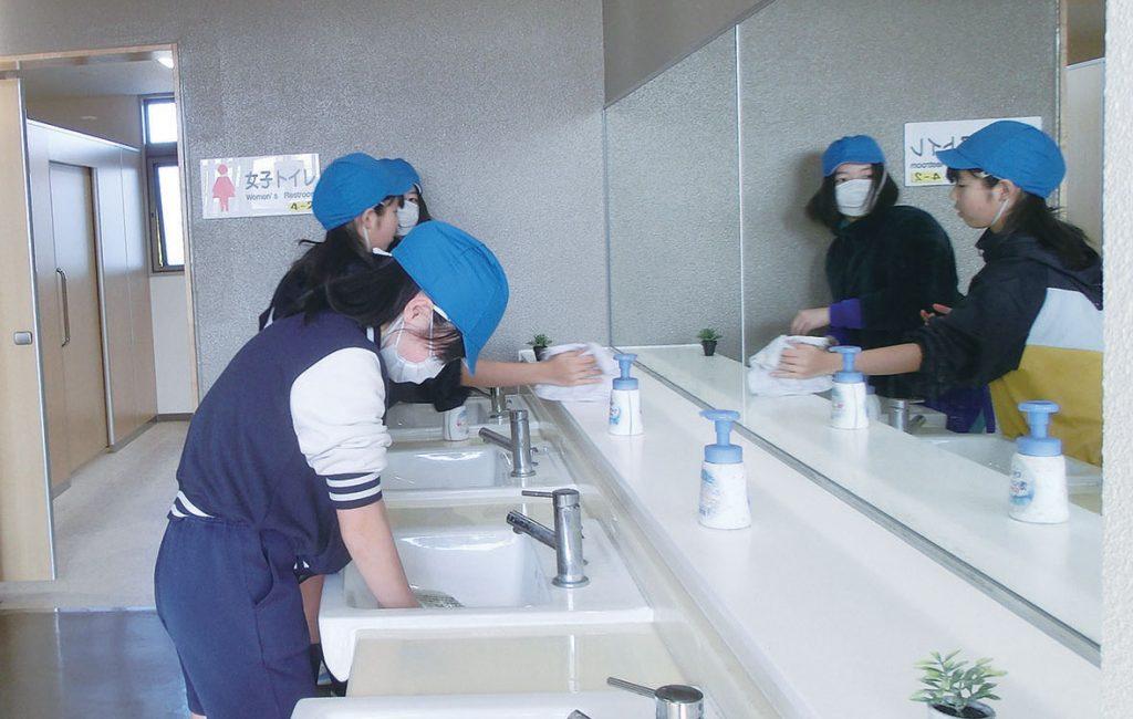 校舎清掃-2