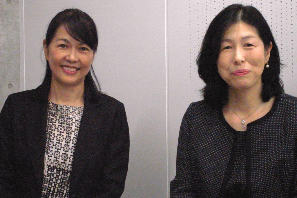 岡田教科調査官と中下校長