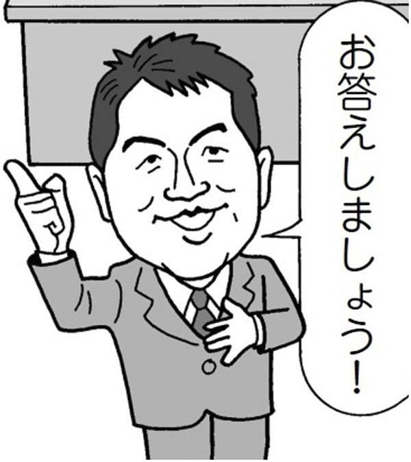 渋谷一典氏