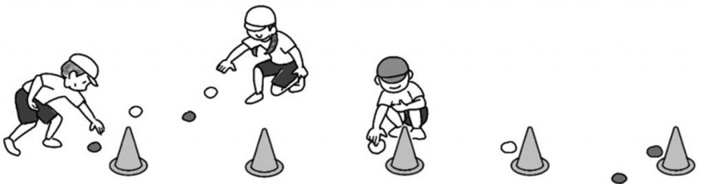 小5体育「陸上運動(投の運動)」指導のポイント