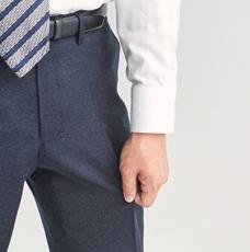 パンツもひとつまみできる余裕がマスト