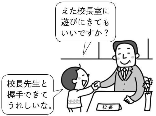 学校探検_校長室
