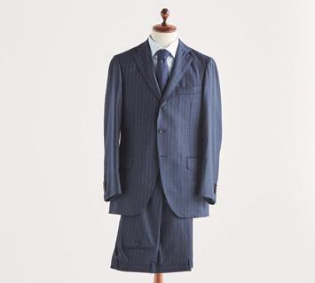 A体のスーツ