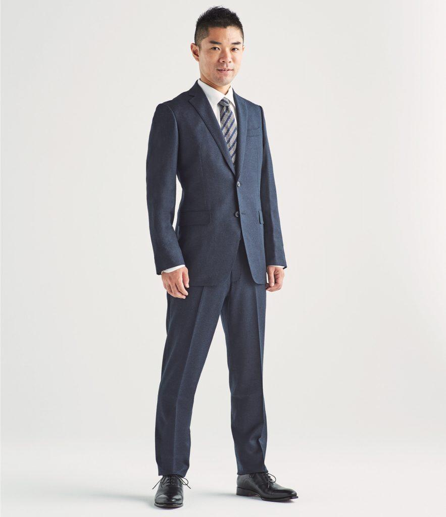 卒業式&入学式|スーツのジャストサイズ、わかっていますか?