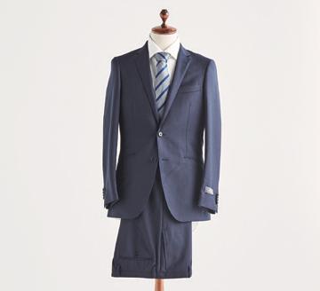 YA体のスーツ