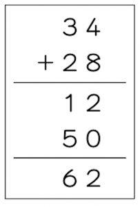 B素朴に解いている子の解答方法