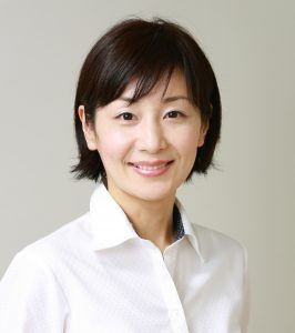 佐々木陽子先生プロフィール写真