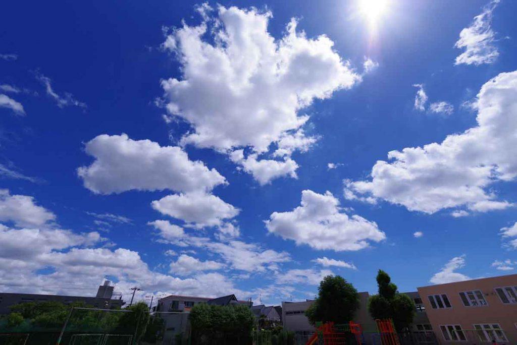 小5理科「雲と天気の変化」指導アイデア