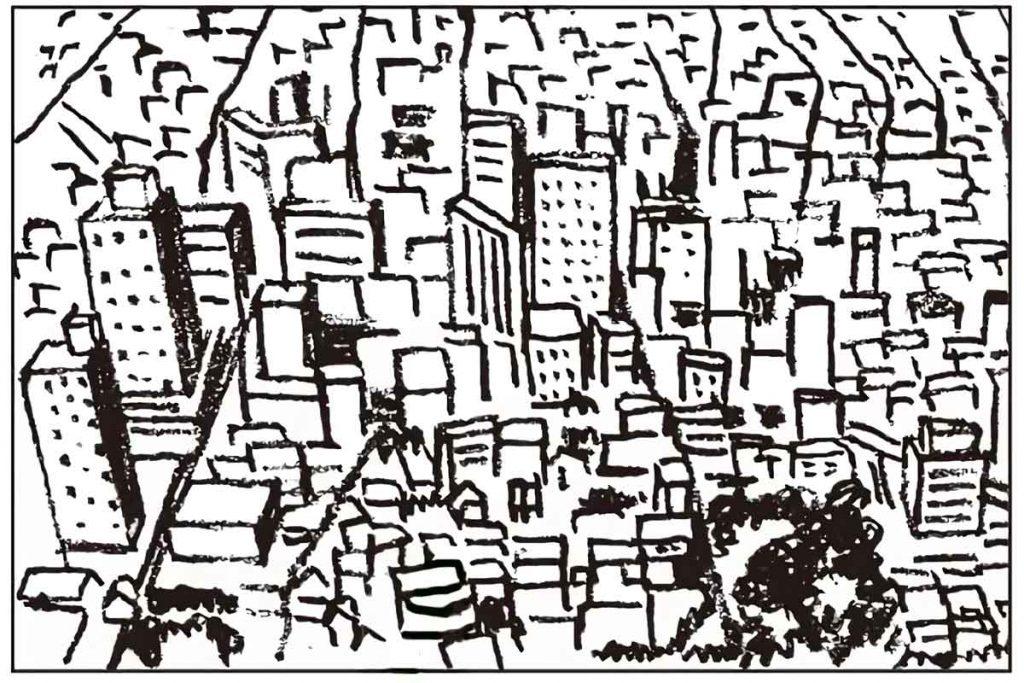 小三社会「市の様子」