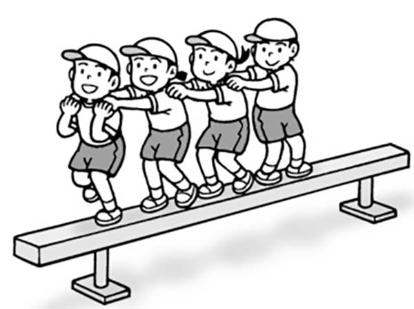 小3体育「体つくり運動」指導のポイント