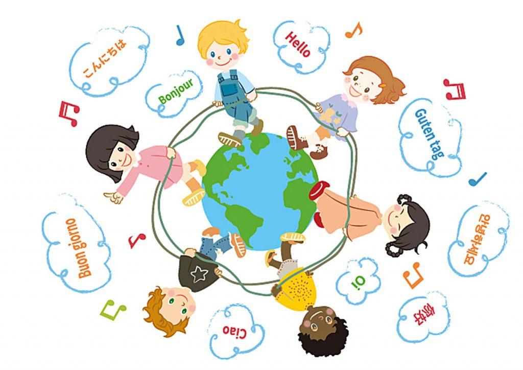 小1道徳「国際理解・国際親善|せかいの あいさつ」指導アイデア