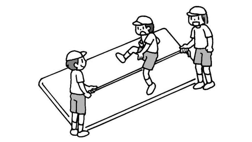 小6体育「陸上運動(走り高跳び)」指導のポイント
