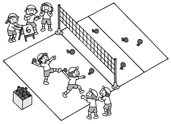 小1体育「ゲーム(ボールゲーム)」指導のポイント