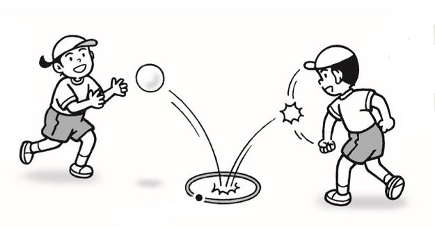 小4体育「プレルボール(ネット型)」指導のポイント