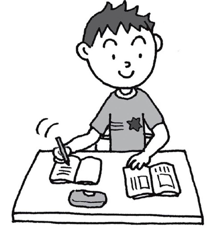 子供は自身の成長に自信をもち、今後の書く活動への意欲を高めるでしょう。