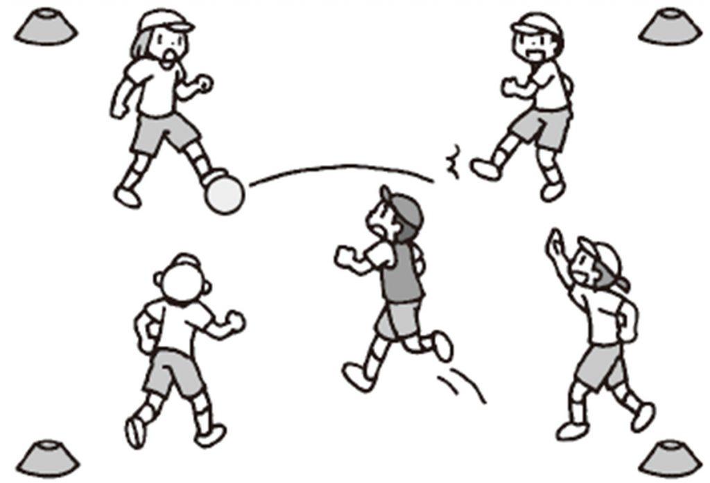小6体育「ボール運動(ゴール型)」指導のポイント