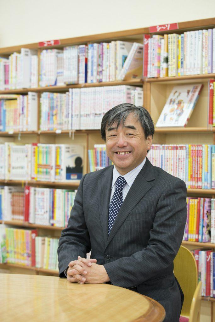 隂山英男先生