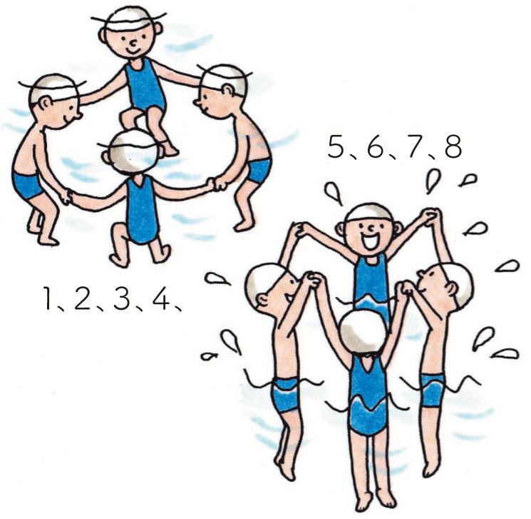 リズム体操4