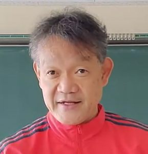 土作彰教諭