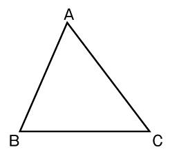 評価問題_三角形ABC