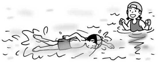 小3体育「水泳運動」指導のポイント