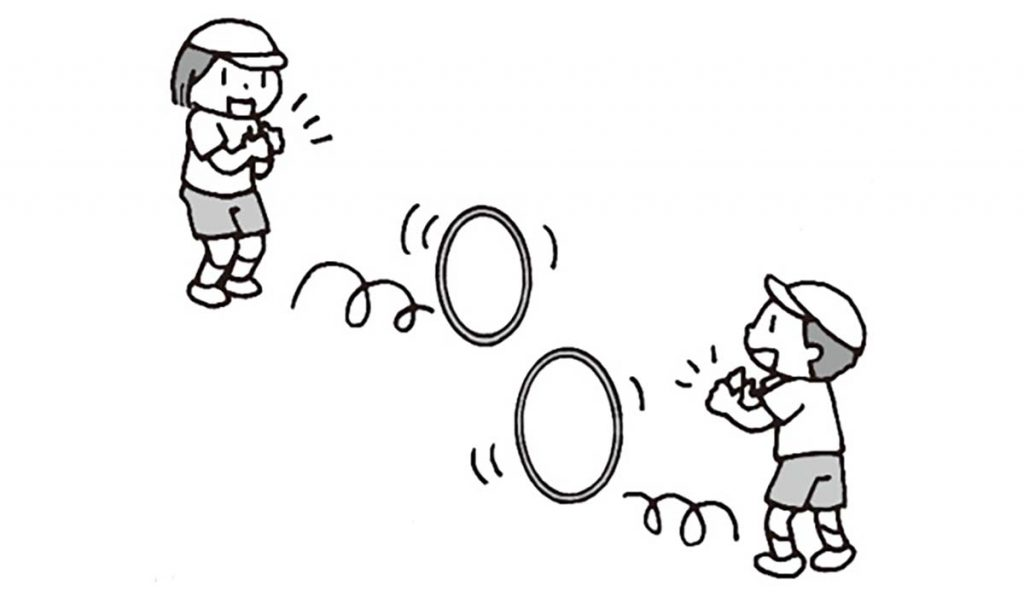 小1体育「体つくりの運動遊び」指導のポイント