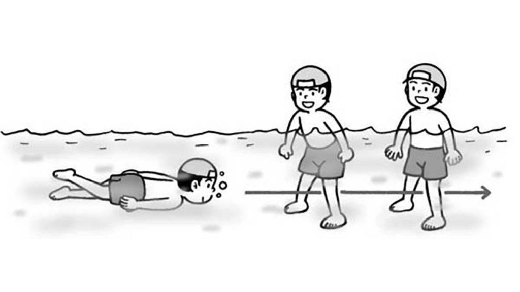 小4体育「水泳運動」指導のポイント