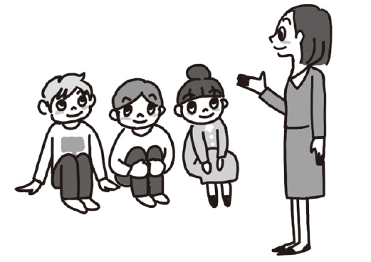 よい面を評価してあげることで、子供たちのやる気エネルギーがどんどん高まっていく