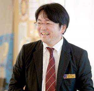 関西学院初等部教諭・森川正樹先生