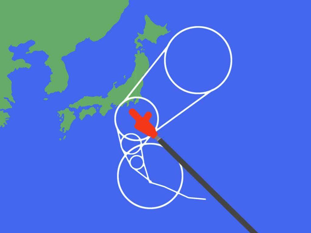 小5理科「台風と気象情報」指導アイデア