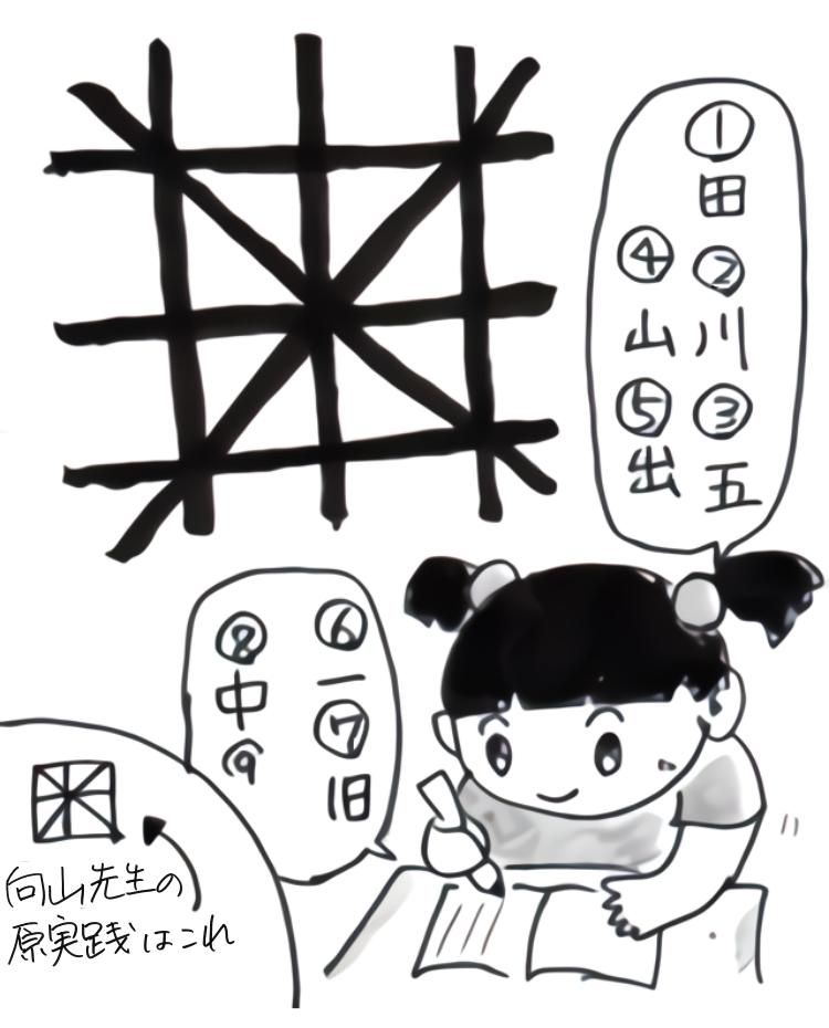 図から漢字探し